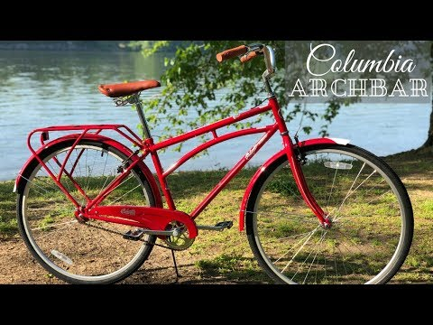 Columbia Archbar 1920s Cruiser Bicycle from Sam's Club