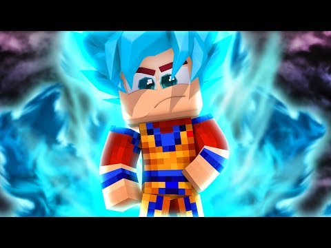 EL PODER FINAL DEL SUPER SAIYAJIN BLUE | WHO'S YOUR DADDY EN MINECRAFT