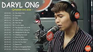Daryl Ong Nonstop Love Songs - Daryl Ong Greatest Hits Full Playlist 2019