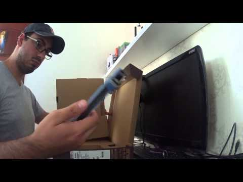 Unboxing Notebook Asus PU401LA-WO073P