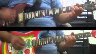 Tutoriales Beatles - Cry For A Shadow - Guitarras
