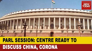 Monsoon Session In August: Centre To Pass 11 Ordinances In Parliament; Will Discuss China, Covid-19