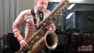 Live On Soundcheck <b>Colin Stetson</b>