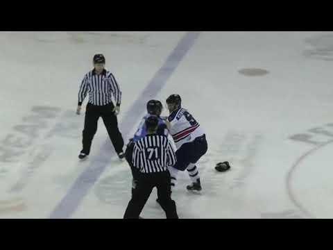 Ryan Devine vs. Seth Ronsberg