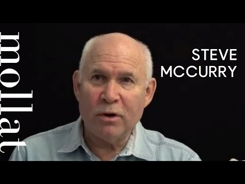 Steve McCurry - Lectures