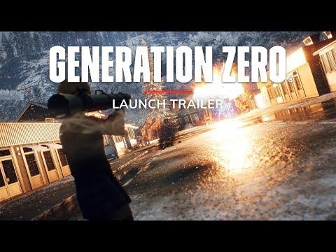 Trailer de Generation Zero