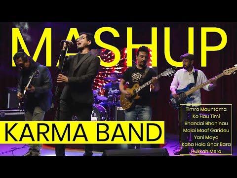 KARMA BAND - Mashup   It's My Show - Season 2 Musical Performance