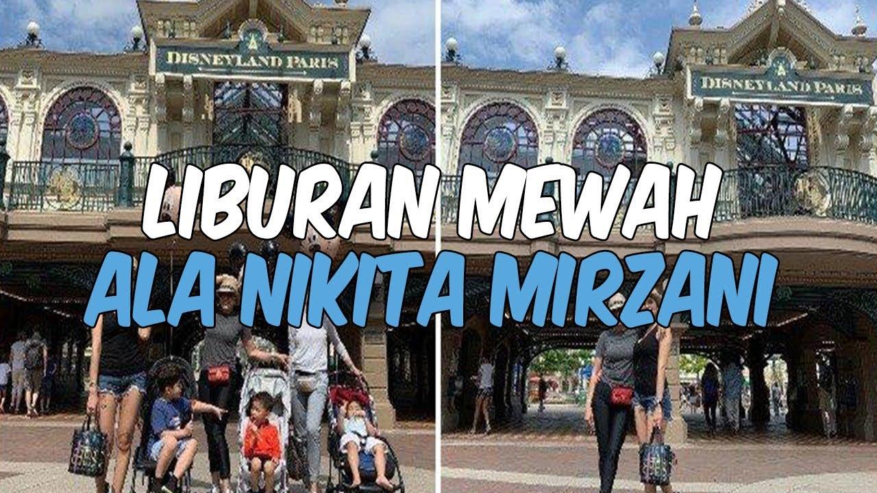 Nikita Mirzani Dan Lenny Kravitz