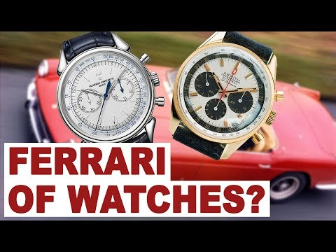 The FERRARI of Watches??