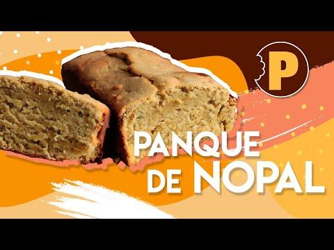Panqué de Nopal