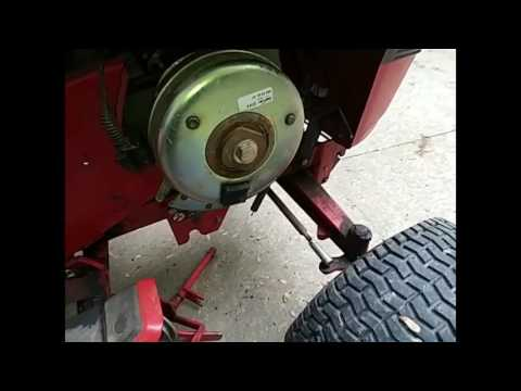 Attaching Rotor Tiller 315 Wheel Horse - смотреть онлайн на