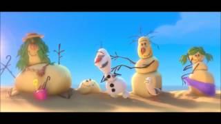 Karlar Ülkesi - OLAF Yaz Günü