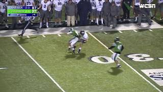 Wildcat Sports Network | Football | vs. Van Buren Highlights