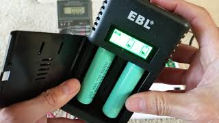 How To Revive Dead 18650 or Any Lithium Ion Cell Battery Back To Life! 12 31 18