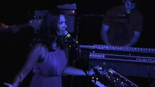 "Stereolab ""Double Rocker"" live @ the Filmore (10/3/08)"