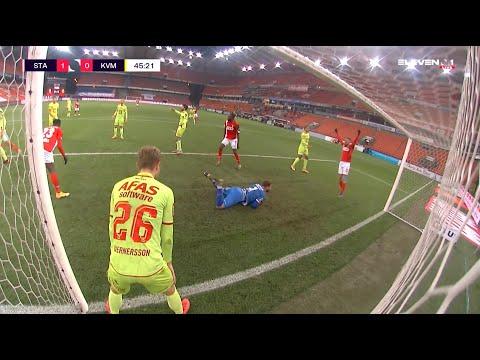 Laifis ouvre le score face à Malines