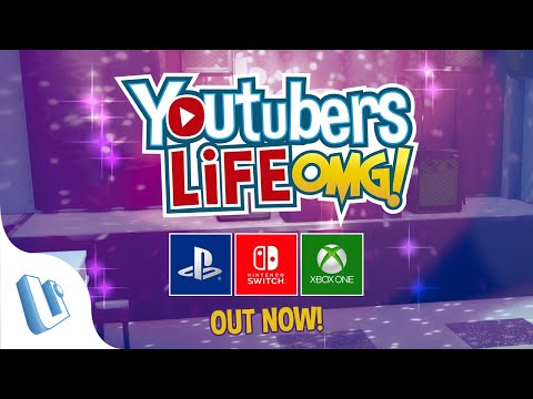 Youtubers Life OMG Edition Launch Trailer thumbnail