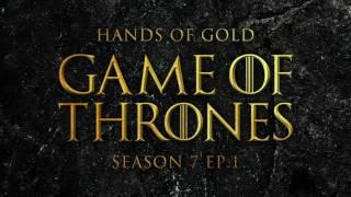 Game of Thrones:  Ed Sheeran - Hands of Gold | Season 7