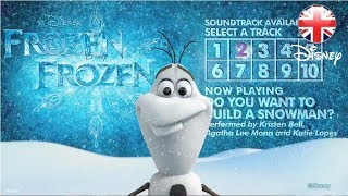 Frozen Official Soundtrack Album Sampler | Official HD