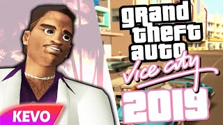 I played Vice City in 2019 but it was a bad idea