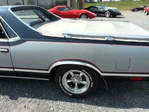 1985 Chevrolet El Camino Choo Choo Custom Video