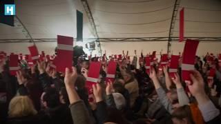 Инициативная группа выдвинула Навального в президенты