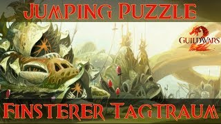 Guild Wars 2 Jumping Puzzle: Finsterer Tagtraum / Dark Reverie