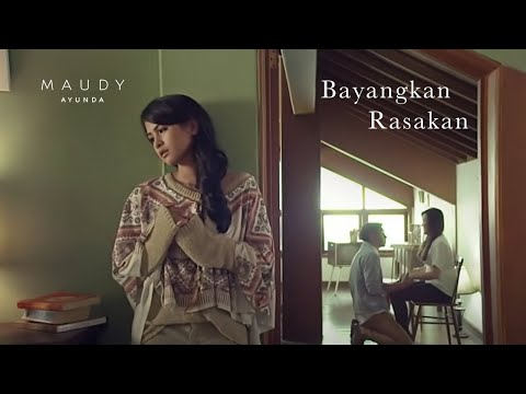 Maudy Ayunda - Bayangkan Rasakan | Official Video Clip - Trinity Optima Production