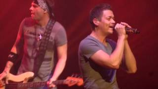 3 Doors Down - Time Of My Life - Grand Prairie, TX - 1-25-13