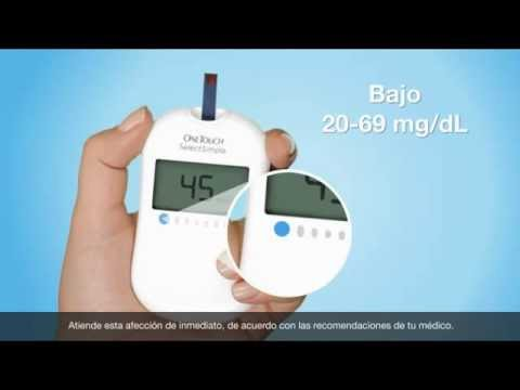 Vídeo niño diabético