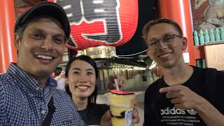 Tokyo NOT-Midnight Snack Adventure | ASAKUSA