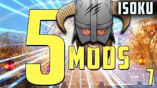 MASTERS OF MODDING 5 MODS for SKYRIM SE Isoku