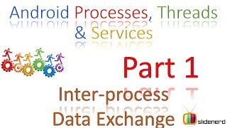 170 Android Interprocess Data Exchange Part 1 |