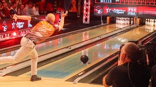CAN BRAD WIN HIS FIRST TITLE?!? | PBA Oklahoma Open