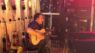 Andre Stepanian Live Performance at Westcoast Guitars