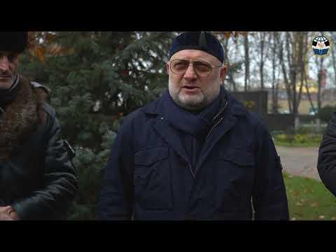 В Сквере журналистов города Грозного состоялось мероприятие, посвященное Дню памяти журналистов