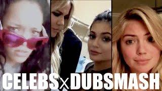 CELEBRITY DUBSMASH - USA Compilation