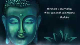 Best Buddha Wisdom Quotes & Music Playlist   Meditation Songs For Buddhist With Beautiful Wallpaper