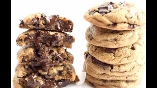 The Best Chocolate Chip Cookies Ever   Truffles and Trends