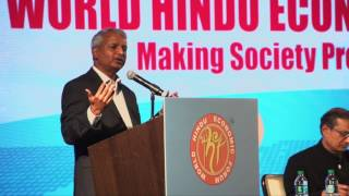 Shri Desh Deshpande Speech at WHEF 2016@Los Angeles