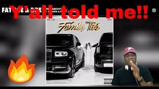 Fat Joe, Dre   Lord Above Ft. Eminem & Mary J. Blige (Reaction)