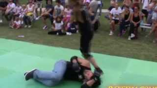 Street Fighing JKD   Woman Defense  Esibizione 2013