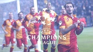 ▶Galatasaray Şampiyonlar Ligi Klibi ● 2015-2016 ● HD▶