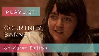 "Courtney Barnett on Karen Dalton - ""Something on Your Mind"" 