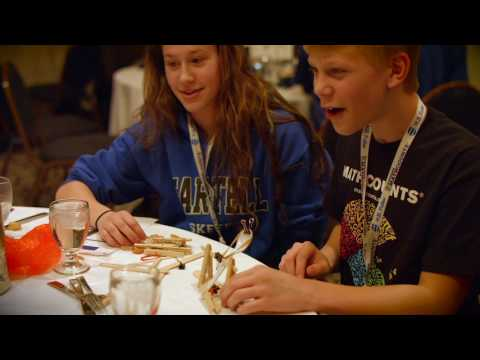 2017 Minnesota State MATHCOUNTS - Students, volunteers and coaches showcase why MATHCOUNTS is making a difference.