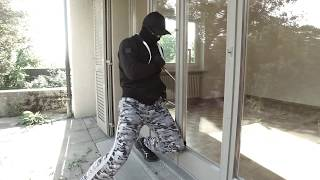 Einbruchschutz für Balkontüren