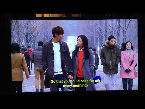 """Go For it"", Last Scene of The Heirs"