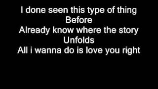 Between The Lines - Chris Brown Feat. Kevin McCall(Lyrics On Screen)