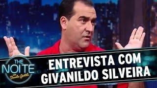 The Noite (21/04/16) Entrevista Com Givanildo Silveira