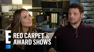 Greys Anatomy Stars Answer More Burning Questions | E! Red Carpet & Award Shows